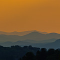 Evening Over The Adirondacks by Tim Kirchoff