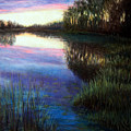 Evening Reflection by Susan Jenkins