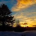 Evening Rising 2 by Elizabeth Tillar
