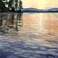 Evening Shades by Lane Owen