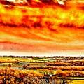 Evening Sun  by Cliff Norton