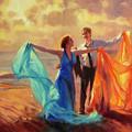 Evening Waltz by Steve Henderson