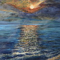 Evenning Sun by Chatri Ahpornsiri