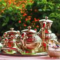 Event - Tea Garden Party Silver Sevice by Arthur Babiarz