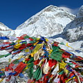Everest Base Camp by Jeremy Jones