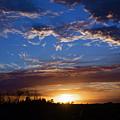 Everglade Sunset by Kyle Petersen