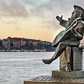 Evert Taube - Stockholm by Joana Kruse
