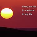 Every Sunrise  by Jeff Swan