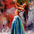 Eve's Dance by Debra Hurd