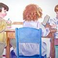Evie And Friends by Marsha Elliott