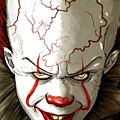 Evil Clown by Akyanyme