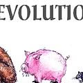 Evolution by Bruce Lennon