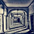 Evora University 2 by Claude LeTien