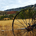 Ewing-snell Ranch 3 by Larry Ricker
