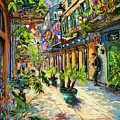 Exchange Alley by Dianne Parks