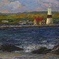 Execution Lighthouse by Tom Forgione