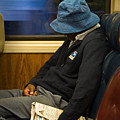 Exhausted by Fred Lassmann