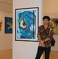 Exhibition Cancun  by Angel Ortiz