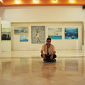 Exhibition Pza. Pelicanos by Angel Ortiz