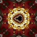 Exiled Mandelbrot No. 9 by Mark Eggleston