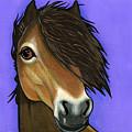 Exmoor Pony  by Leanne Wilkes
