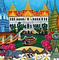 Exotic Bangkok by Lisa  Lorenz
