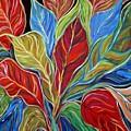 Exotic Foliage by Luiza Vizoli