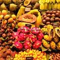 Exotic Fruit by Neil Zimmerman