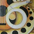 Exotic Rhythm 1 by William Mutua