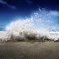 Exploding Seas by Mark Andrew Thomas