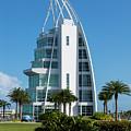 Exploration Tower Florida by Jennifer White