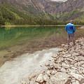 Exploring Glacier by Scott Ricks