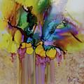 Explosion Of Petals by Joanne Smoley