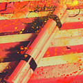 Explosive Comic Art by Jorgo Photography - Wall Art Gallery