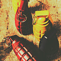 Explosive Ordnance by Jorgo Photography - Wall Art Gallery