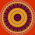 Expression No. 7 Mandala by Joy McKenzie