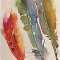 Feather Expressions by Bonny Butler