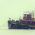 Extend The Tow Line by Dale Powell
