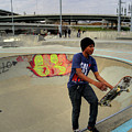 Extreme Skate Park by FineArtRoyal Joshua Mimbs