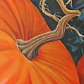 Exuberant Pumpkin by Hunter Jay