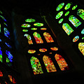 Exuberant Stained Glass Windows by Georgia Mizuleva