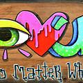 Eye Heart U by Wonder Freak