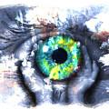 Eye In Hands 002 by Gull G