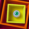 Eye In The Box by Garry Gay