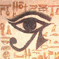 Eye Of Horus by Allison Aaron