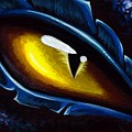 Eye Of The Blue Dragon by Elaina  Wagner