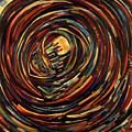 Eye Of The Cosmos by Gretchen Dreisbach