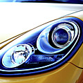 Eye Of The Porsche by David Paul Murray