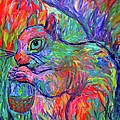 Eye Of The Squirrel by Kendall Kessler