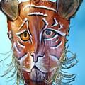 Eye Of The Tiger by Ellen Burns